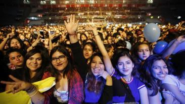 Ed Sheeran en Lima: lo mejor de su concierto en imágenes