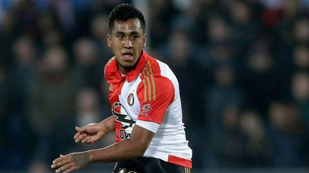 Renato Tapia consiguió título nacional con Feyenoord de Holanda