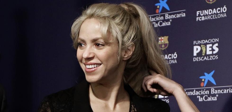Shakira contó su historia de amor en nuevo video