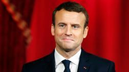 Macron asume presidencia de Francia y pide superar divisiones