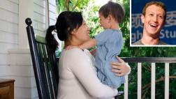 Día de la Madre: el mensaje de Mark Zuckerberg a su esposa