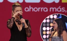 Gisela se emocionó hasta las lágrimas con sorpresa de su hija