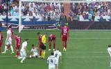 Real Madrid: el polémico gol de Nacho que indignó a Sevilla