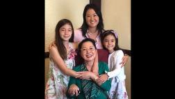 Keiko Fujimori celebró Día de la Madre junto a Susana Higuchi