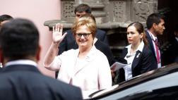 Nancy Lange y su emotivo saludo por el Día de la Madre