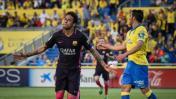Barcelona aplastó 4-1 a Las Palmas por la Liga Santander