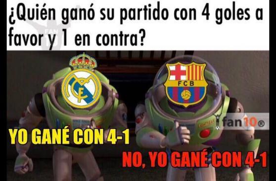 Los memes que dejó la goleada de Barcelona sobre Las Palmas