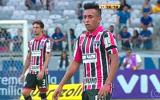 Christian Cueva erró un gol claro frente a Cruzeiro [VIDEO]