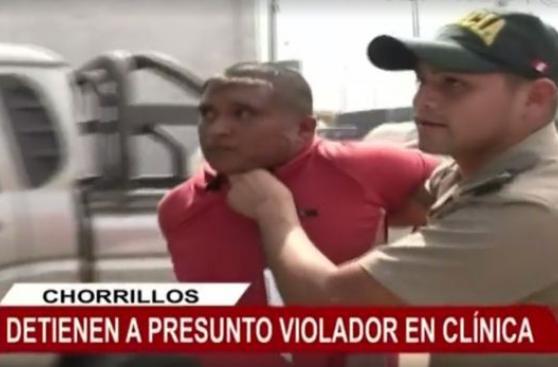 66c5d82597b Chorrillos  sujeto intentó violar a mujer de 50 años en clínica