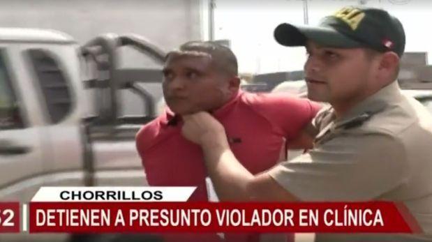 Chorrillos: sujeto intentó violar a mujer de 50 años en clínica