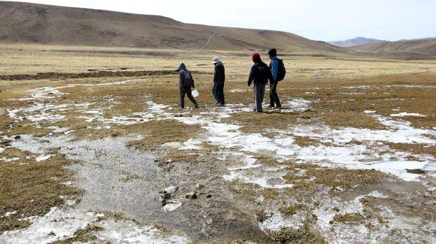 Tacna reportó la temperatura más fría en lo que va del año
