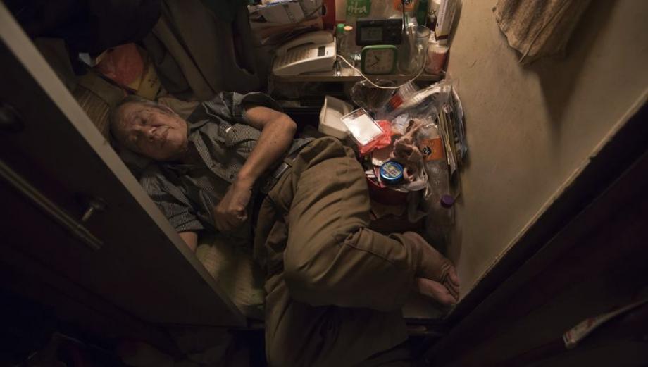 'Casas ataúd', los diminutos departamentos de Hong Kong
