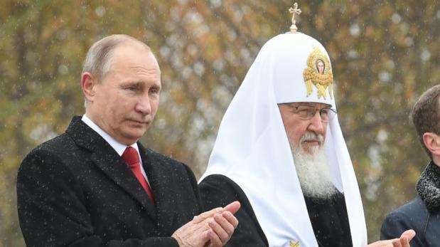 Los peligros de ser ateo en la Rusia de Vladimir Putin