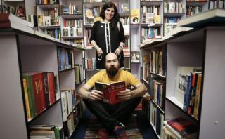 ¿Y si abrimos una librería?, Ana Bustinduy y Carlos Lorenzo
