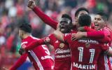 Tijuana superó 2-0 a Monarcas Morelia y lo eliminó de Liga MX