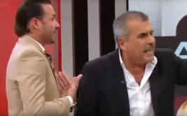 Cristian Zuárez y Nicolás Lúcar protagonizaron discusión en TV