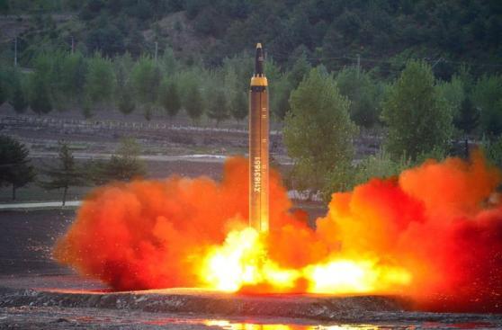 Corea del Norte: Su nuevo misil podría alcanzar bases de EE.UU.