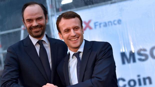 Macron nombra como primer ministro a diputado de derecha