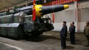 El misil de Corea del Norte que podría alcanzar bases de EE.UU.