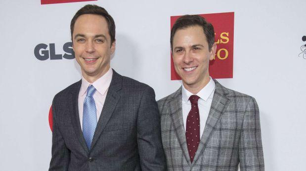 "Jim Parsons, actor de ""The Big Bang Theory"", se casó"