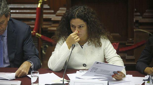 """Cecilia Chacón: """"Si amerita una censura, los censuraremos"""""""
