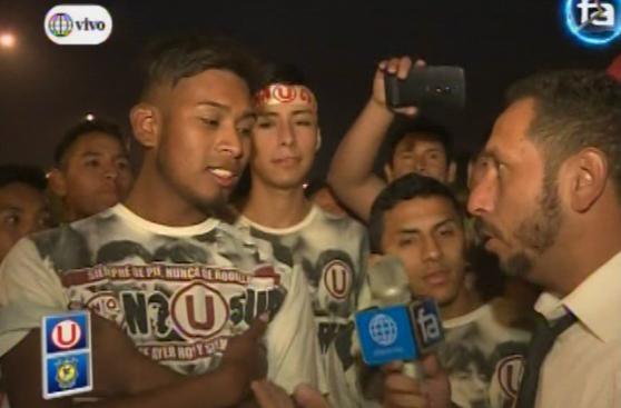 """Universitario: así se vivió """"La Previa"""" en el Monumental"""