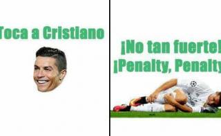 """Toca a Cristiano Ronaldo"", el meme que arrasa en Facebook"