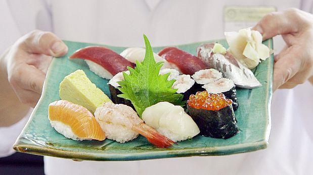 El parásito del sushi que causa cada vez más infecciones