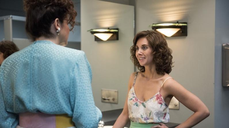 "Netflix. En ""GLOW"" Allison Brie es Ruth Wilder, luhadora. (Foto: Difusión)"