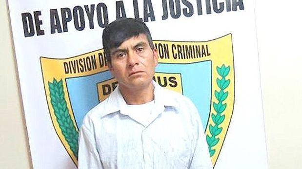 Cajamarca: cae requisitoriado por ultraje buscado hace 15 años