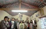 Peruanos crean 'casas abrigadas' para combatir las heladas