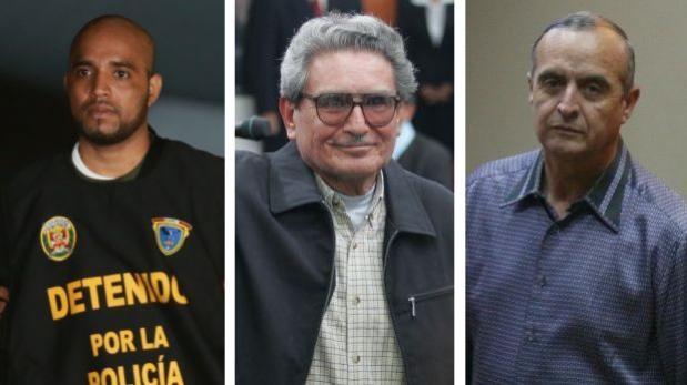'Caracol', Abimael Guzmán y Montesinos siguen en penal Ancón I
