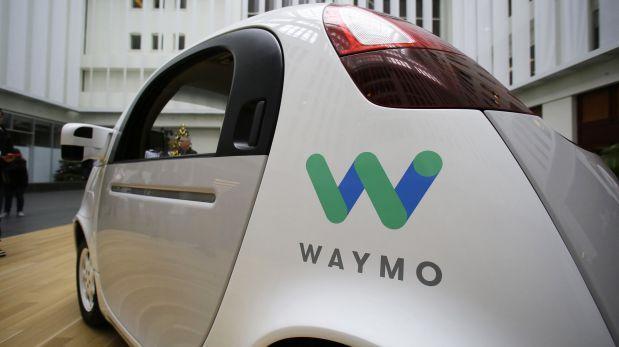 Lyft cooperará con Waymo en el desarrollo de autos sin chofer