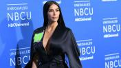 Kim Kardashian y su hermana Khloé se lucen en gala de NBC