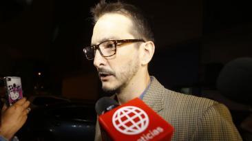 La reaparición en televisión de Edu Saettone tras estar prófugo