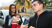 """Christian Domínguez: """"No hablaré más sobre Karla Tarazona"""""""