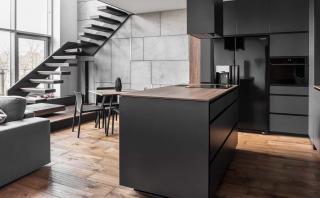 Sofisticación en 80 m2: El departamento ideal para un soltero
