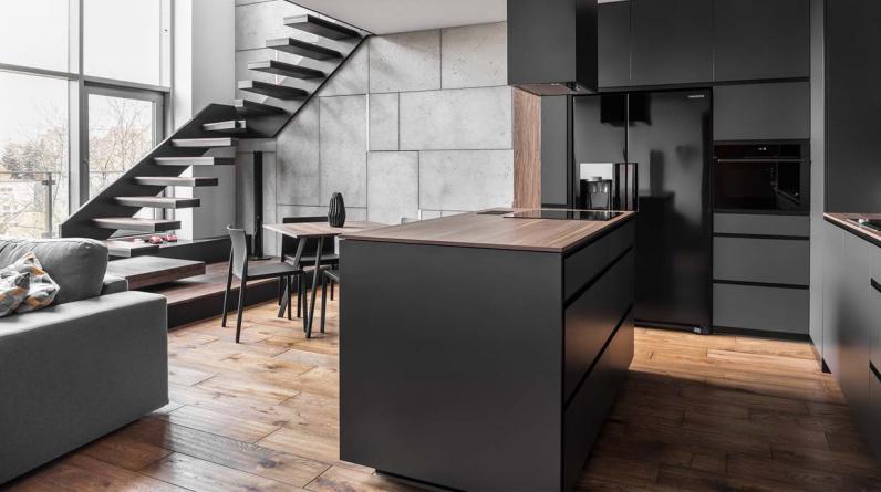 El estudio Metaforma Architects ha diseñado un departamento con un punto de vista masculino, que se caracteriza por su estilo minimalista.  (Foto: Metaforma Architects)