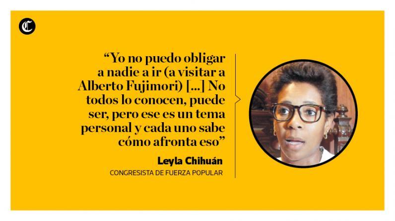 Los congresistas de Fuerza Popular negaron que haya grupos más cercanos a Kenji o Alberto Fujimori. (Composición: El Comercio)