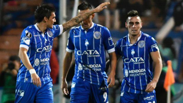 Godoy Cruz vs. Atlético Mineiro: en Belo Horizonte por la Copa