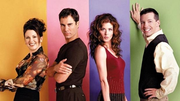 """Will & Grace"" lanza video para celebrar nueva temporada"