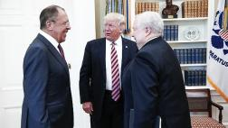 Trump reveló información clasificada al canciller ruso