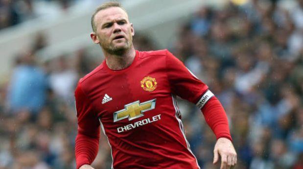 Rooney habría gastado 500 mil euros en casino en solo dos horas