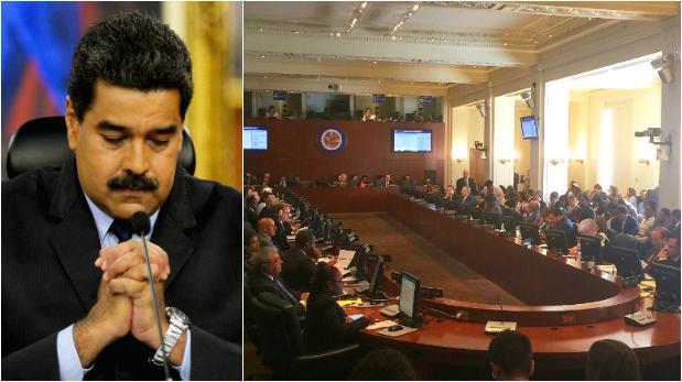La OEA se reunirá el 31 de mayo por crisis en Venezuela