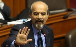Mauricio Mulder señaló que esta es la oportunidad para que la fiscalía y el Poder Judicial actúen con mano firme. (Archivo El Comercio)