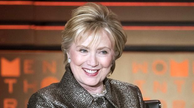 Hillary Clinton lanza su propia organización política