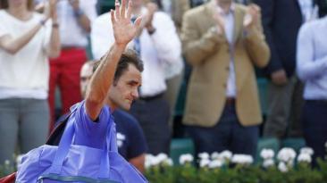 Roger Federer todavía no vuelve: suizo renunció a Roland Garros