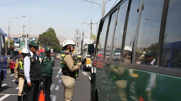 Policía impuso más de 20 mil papeletas por exceso de velocidad