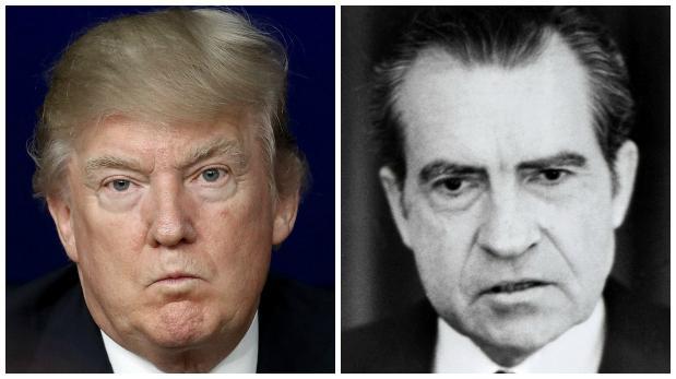 """""""Trump puede perder la Presidencia como le pasó a Nixon"""""""