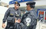 Policías volverán a resguardar los bancos la próxima semana